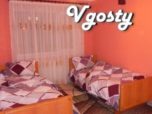 Apartments for rent (CENTER) WI-FI - Apartments for daily rent from owners - Vgosty
