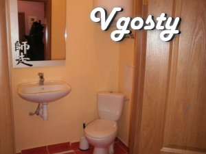 Wi-Fi. Euro repair. Center - 15min. All the amenities. Spacious and cl - Apartments for daily rent from owners - Vgosty
