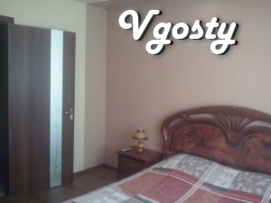Rent from the hostess in Khmelnitsky 2-to. All the amenities. - Apartments for daily rent from owners - Vgosty
