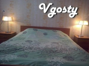 Apartment 2 rooms daily, hourly. Documents. Cleanliness and comfort !! - Apartments for daily rent from owners - Vgosty