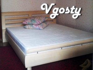 Comfortably at home - Apartments for daily rent from owners - Vgosty