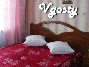 Warm and very sunny - Apartments for daily rent from owners - Vgosty