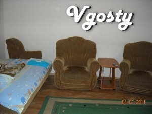 Rent holiday apartments in the center of Khmelnitsky owner - Apartments for daily rent from owners - Vgosty