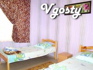 Частная мини-гостиница, 10 м от моря, Слободка - Квартиры посуточно без посредников - Vgosty