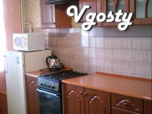 Центр. Wi-Fi. чистая и уютная - Apartments for daily rent from owners - Vgosty