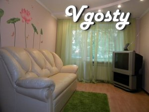 Wi-Fi, Lenina (ost.Gagarina) - Apartments for daily rent from owners - Vgosty