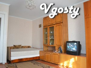 Vlasnik Renting an apartment in the district of podobovo Ni Zaliznicno - Apartments for daily rent from owners - Vgosty