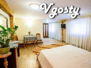 Гостевой номер-студия. Без посредников. - Apartments for daily rent from owners - Vgosty