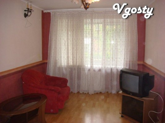 For short term rent 1-room. Center for an apartment - Apartments for daily rent from owners - Vgosty