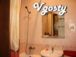 Center, Korolenko - Apartments for daily rent from owners - Vgosty
