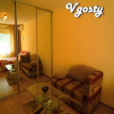 1-for apartment posutochno.ponedelno Dokumenty.Wi Fi. Air conditioning - Apartments for daily rent from owners - Vgosty