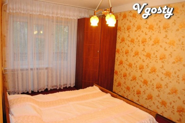 Rent an apartment for rent, city center, indoor p - Apartments for daily rent from owners - Vgosty
