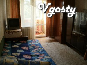 Rent your 1k.kv. in Evpatoria - Apartments for daily rent from owners - Vgosty