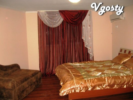 Cottage in the private sector Evpatoria - Apartments for daily rent from owners - Vgosty