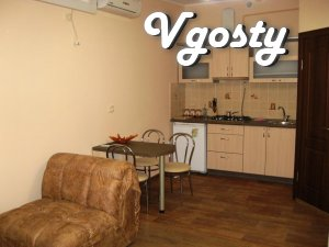 The new studio on the second floor of our house overlooking the mosque - Apartments for daily rent from owners - Vgosty