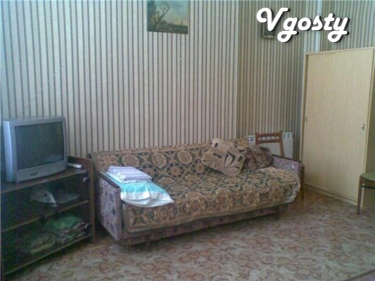 Rent 1st apartment on the beach - Apartments for daily rent from owners - Vgosty