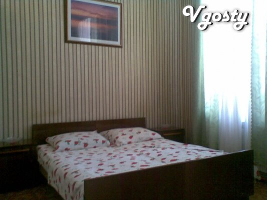 Kvartiraraspolozhena to ul.Karaeva Evpatoria, vpyati minutes - Apartments for daily rent from owners - Vgosty