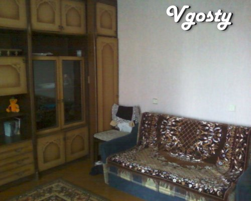 4 (6) persons. One bedroom apartment in Evpatoria, the - Apartments for daily rent from owners - Vgosty