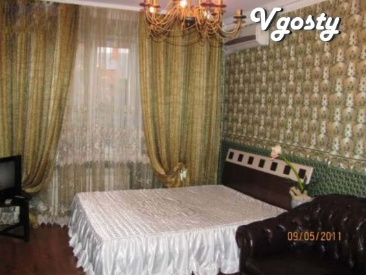 Svoya.Super-flat with quality repair + WI-FI - Apartments for daily rent from owners - Vgosty