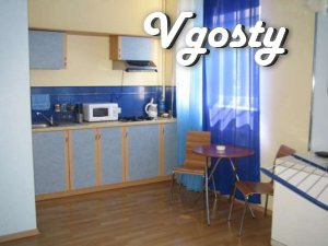 Magnificent apartment in the city center, on Kievskaya, - Apartments for daily rent from owners - Vgosty