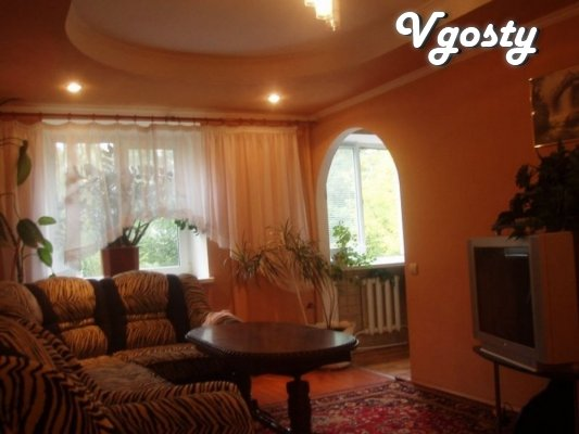 Bolshaya own flat - Apartments for daily rent from owners - Vgosty
