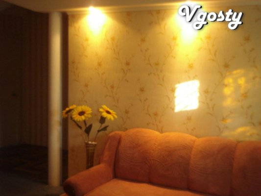 Rent 2-k.kv in Zaporozhye - Apartments for daily rent from owners - Vgosty