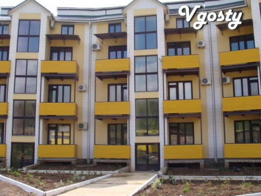Indian summer in the Crimea!!!! - Apartments for daily rent from owners - Vgosty