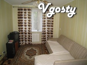 Apartment for any event - Apartments for daily rent from owners - Vgosty