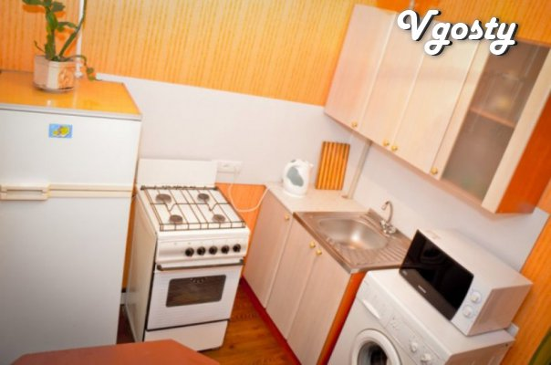 Apartment of luxury ' - Apartments for daily rent from owners - Vgosty