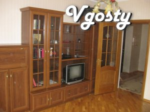 luxury apartment WI-FI - Apartments for daily rent from owners - Vgosty