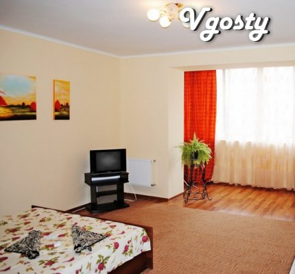 Center Wi-Fi - Apartments for daily rent from owners - Vgosty
