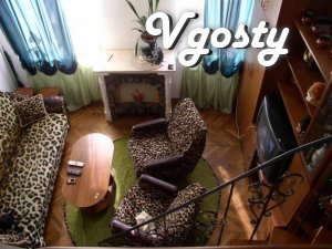 Rent apartments in Ivano-Frankivsk - Apartments for daily rent from owners - Vgosty