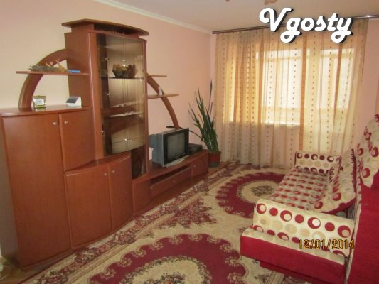 Daily, hourly rent an apartment for 2 - Apartments for daily rent from owners - Vgosty