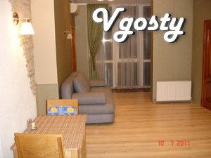 Rent 3k. apartment overlooking the sea. - Apartments for daily rent from owners - Vgosty