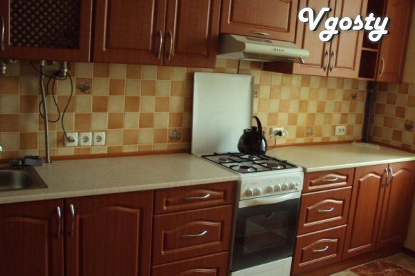 Center, new - Apartments for daily rent from owners - Vgosty