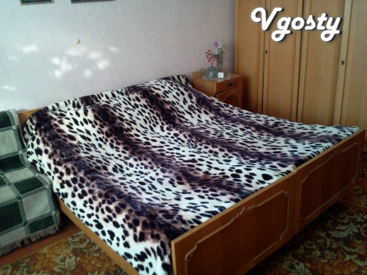 A house without hozyaevov.posutochno - Apartments for daily rent from owners - Vgosty