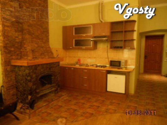 1 room. in the old town - Apartments for daily rent from owners - Vgosty