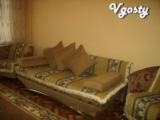 2-bedroom apartment. apartment in the old town - Apartments for daily rent from owners - Vgosty
