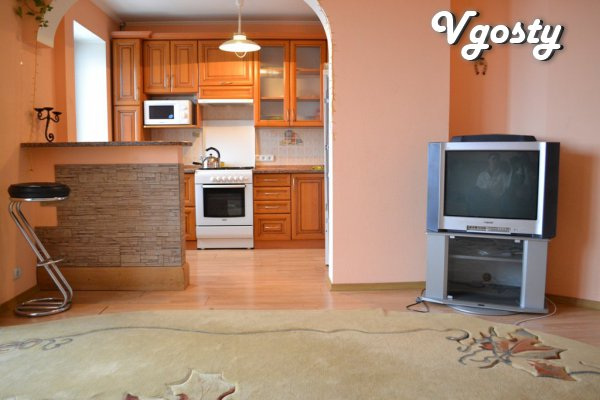 Studio apartment in the center of Kamenetz-Podolsk - Apartments for daily rent from owners - Vgosty