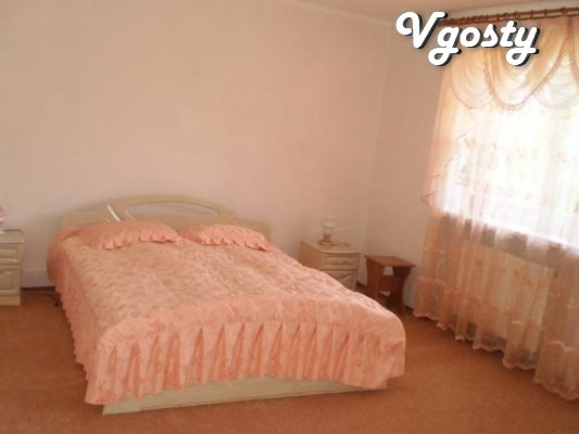 2-bedroom apartment with euro renovation - Apartments for daily rent from owners - Vgosty