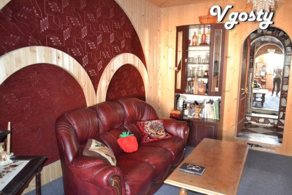 3-com. apartment with designer renovation - Apartments for daily rent from owners - Vgosty