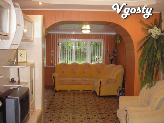 Daily rent 3 bedroom apartment euro - Apartments for daily rent from owners - Vgosty
