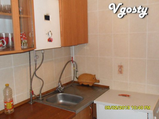 Hot Price! 1 bedroom apartment for rent center part - Apartments for daily rent from owners - Vgosty