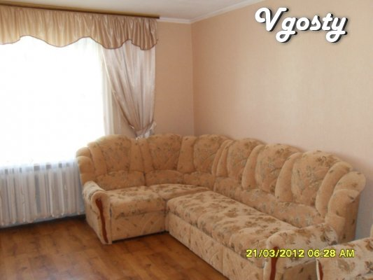2-room apartment for renovation - Apartments for daily rent from owners - Vgosty
