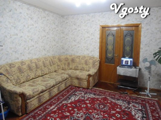 Daily rent 2 bedroom apartment sleeping area - Apartments for daily rent from owners - Vgosty