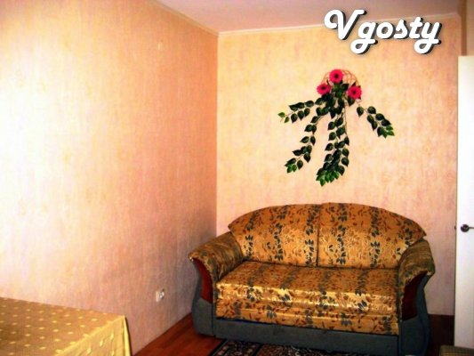 Rent 1- bedroom apartment - Apartments for daily rent from owners - Vgosty