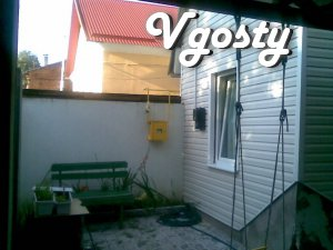 Comfortable house with a large gostinoy.150 Rs. - Apartments for daily rent from owners - Vgosty
