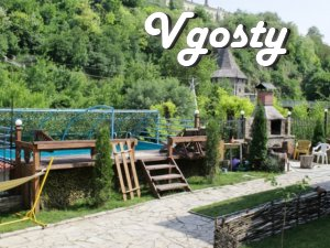 Modernly equipped rooms, beautifully styled and - Apartments for daily rent from owners - Vgosty