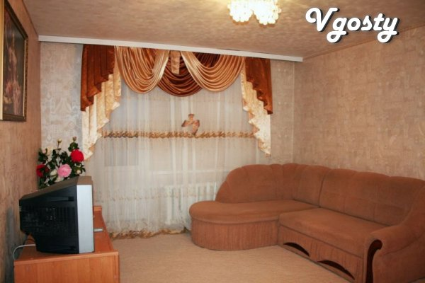 Luxury apartment in the city center - Apartments for daily rent from owners - Vgosty