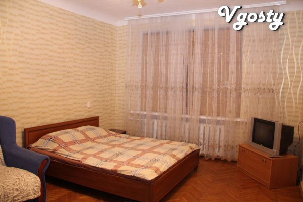 Luxury apartment in the city center with renovated - Apartments for daily rent from owners - Vgosty